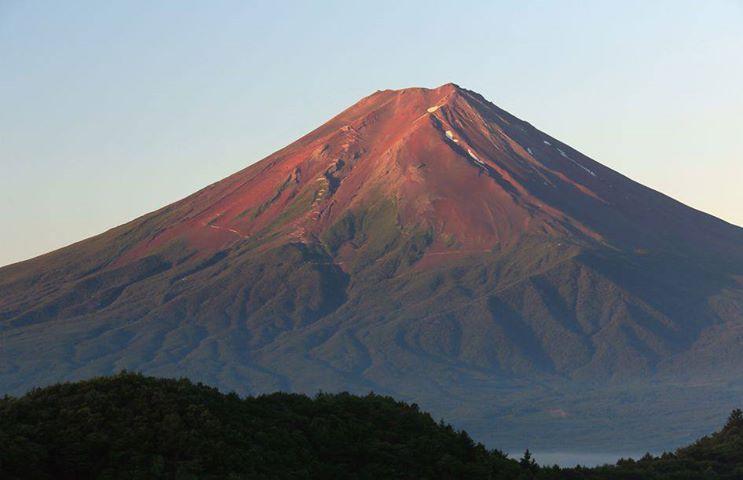 平成27年は8回、富士山登頂しました